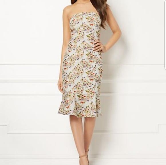 5a0fbc8352150 eva mendes for New York & Company Dresses & Skirts - NWOT Eva Mendes  Collection -